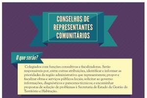 Conselhos comunitários