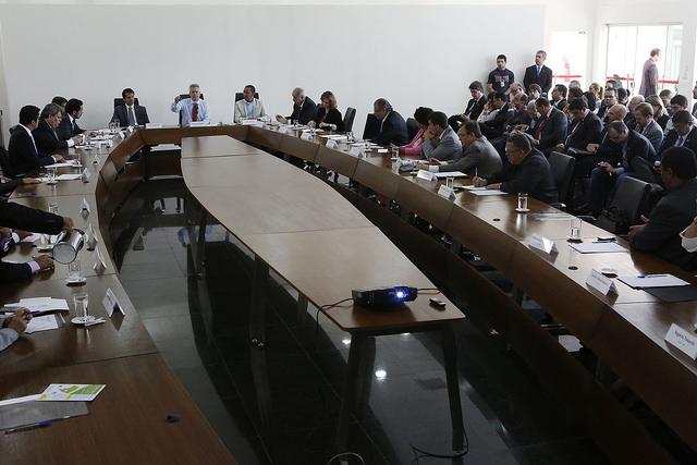 Posse do Conselho de Transparência e Controle Social do DF