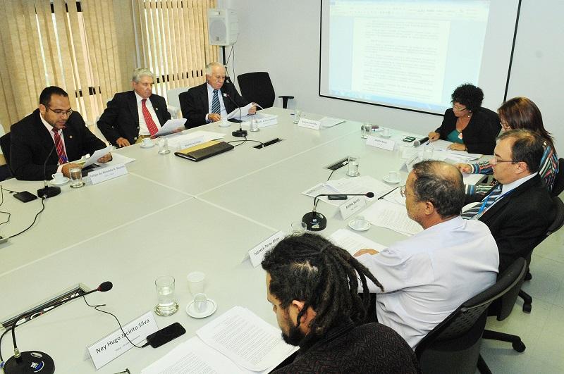Reunião do CTCS em 13/5/2015
