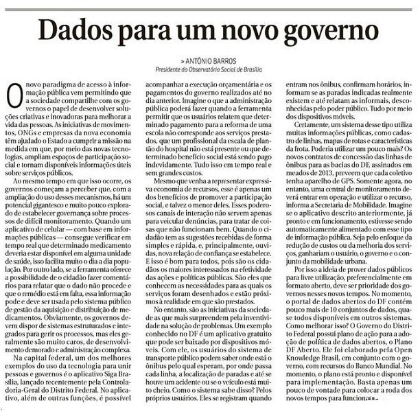 Correio Braziliense, 12/8/2015, p. 11