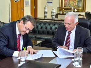 Antônio Barros e Adelmir Santana