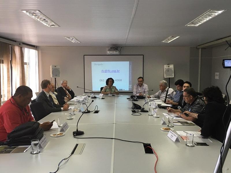 Reunião CTCS 21 10 2015