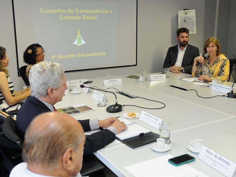 Reunião Extraordinária 04 11 2015 Foto: Toninho Tavares/Agência Brasília