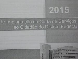 Relatório de Implantação da Carta de Serviços ao Cidadão