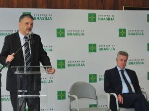 Lançamento índice de transparência ativa / Foto Tony Winston Agência Brasília