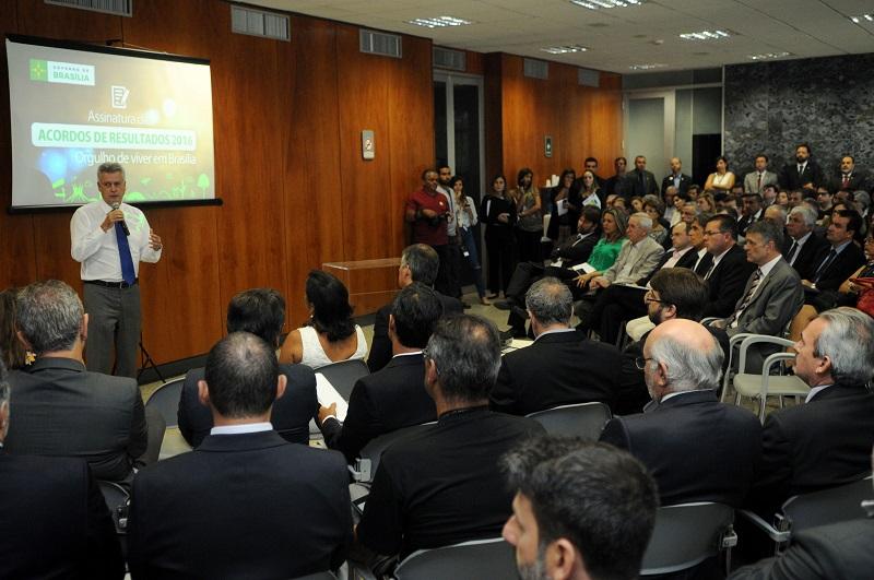 GDF 29 02 2016 Gabriel Jabur/Agência Brasília