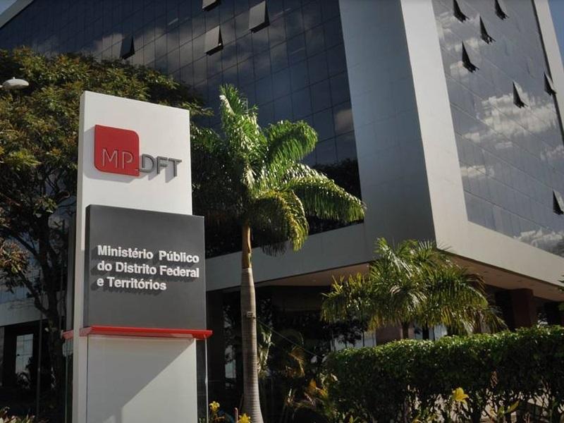 Sede do Ministério Público do Distrito Federal e Territórios