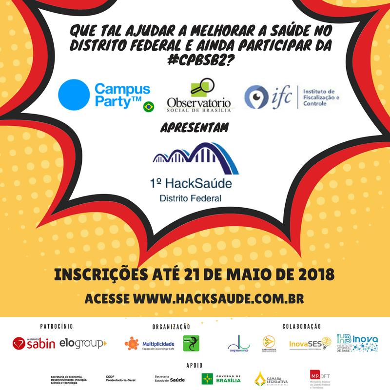 HackSaúde DF 2018
