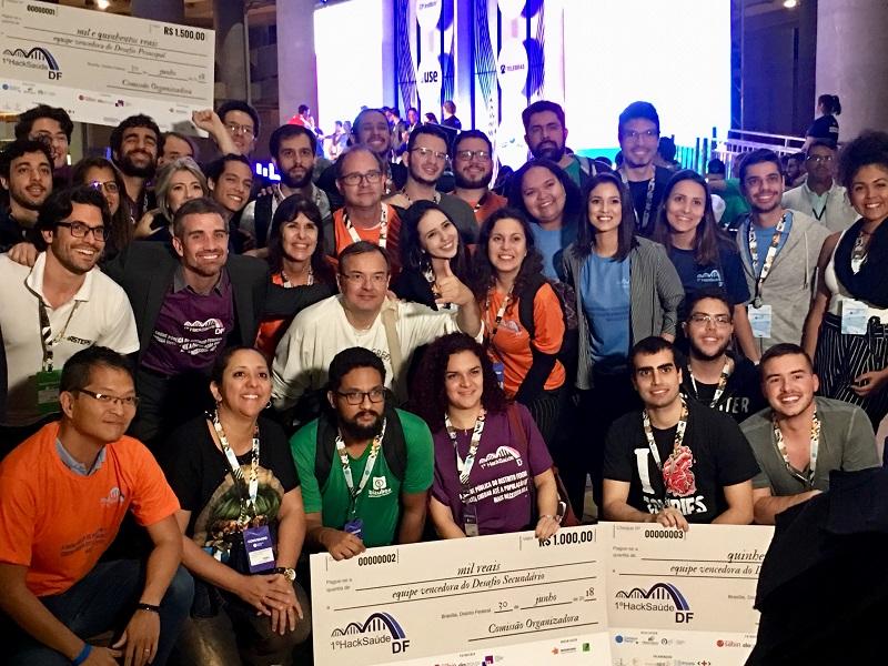HackSaúde - Campus Party - 30062018